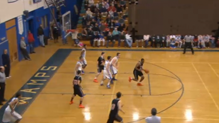 Newton North @ Braintree Boys Basketball